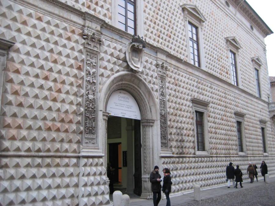 Ferrara un tuffo nel rinascimento di una citt senza tempo impressioni di viaggio - Palazzo turchi di bagno ...