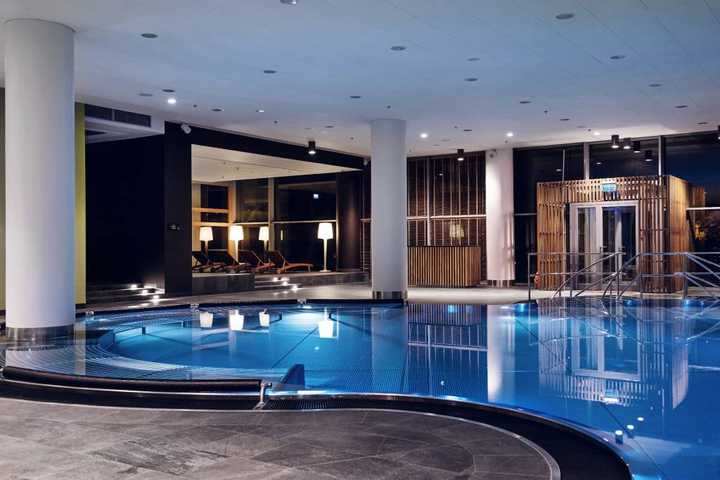 Polonia marriott hotels debutta sulla costa baltica con for Cabine dell hotel di yellowstone del lago