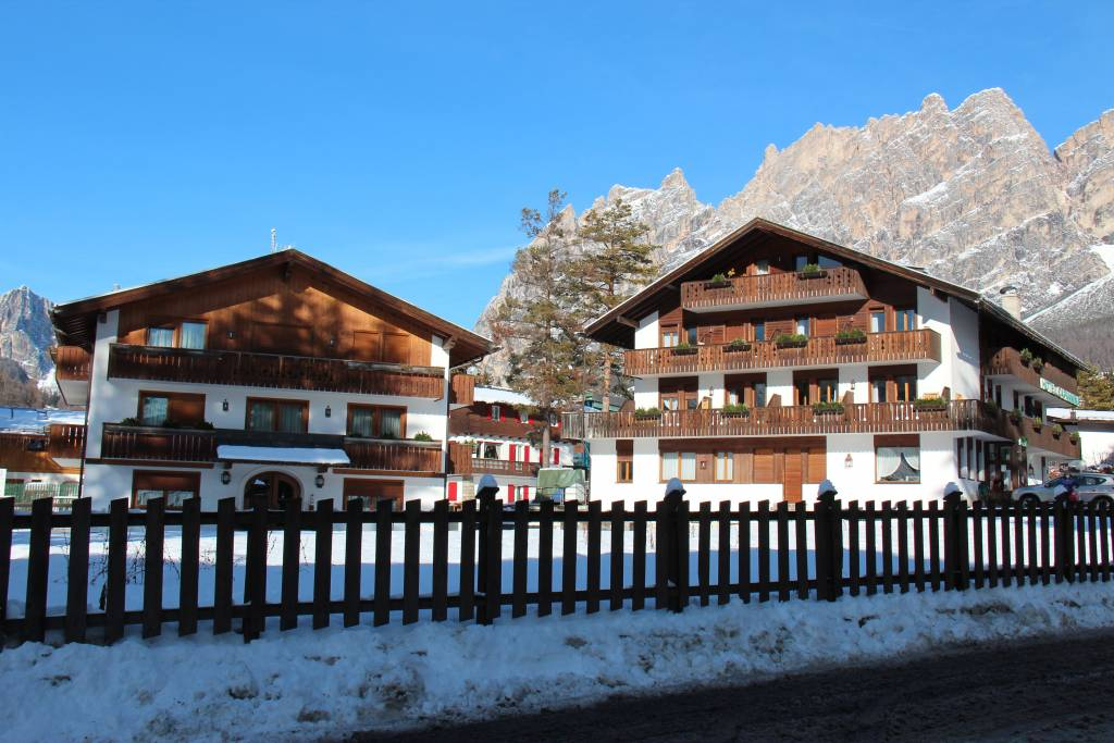 Cortina d\'Ampezzo (Bl), al Uappala Hotel Capannina*** per vivere una ...