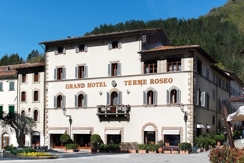 Bagno di Romagna (FC), il Grand Hotel Terme Roseo propone il ...
