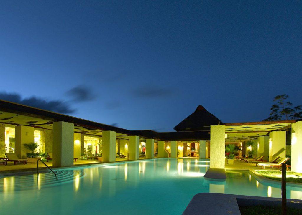 Messico dai grand palladium al lusso di trs hotels il miglior