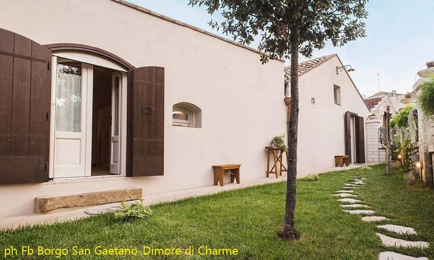Bernalda (Mt), a Borgo San Gaetano per vivere un raffinato ...